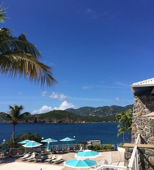 Frenchman's Reef Marriott Resort, St. Thomas